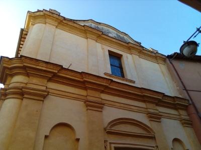 Chiesa di Santa Maria della consolazione (del seminario)