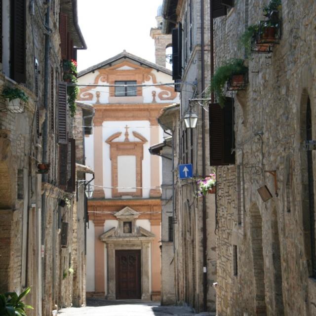 Church and monastery of Santa Margherita