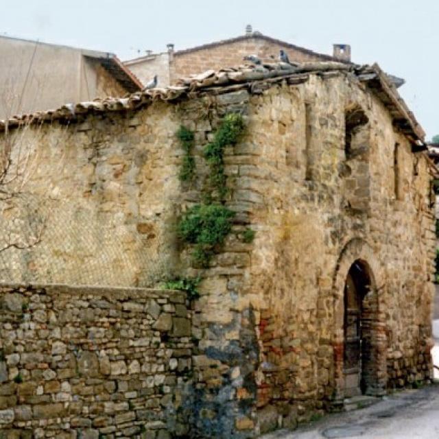 Church of Santa Maria Filiorum Comitis