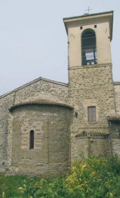 Chiesa di S. Michele Arcangelo – Limigiano