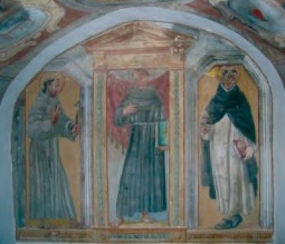 Chiesa di Santa Maria – Gaglioli