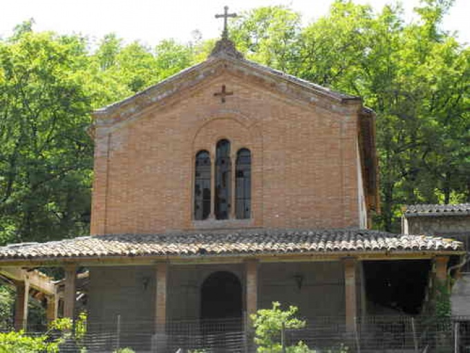 Santuario della Madonna della valle - Visit Bevagna