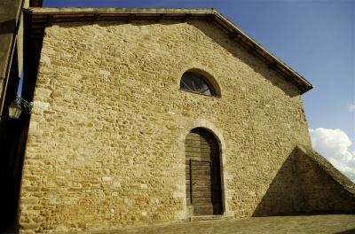 Chiesa di San Lorenzo – Torre del Colle